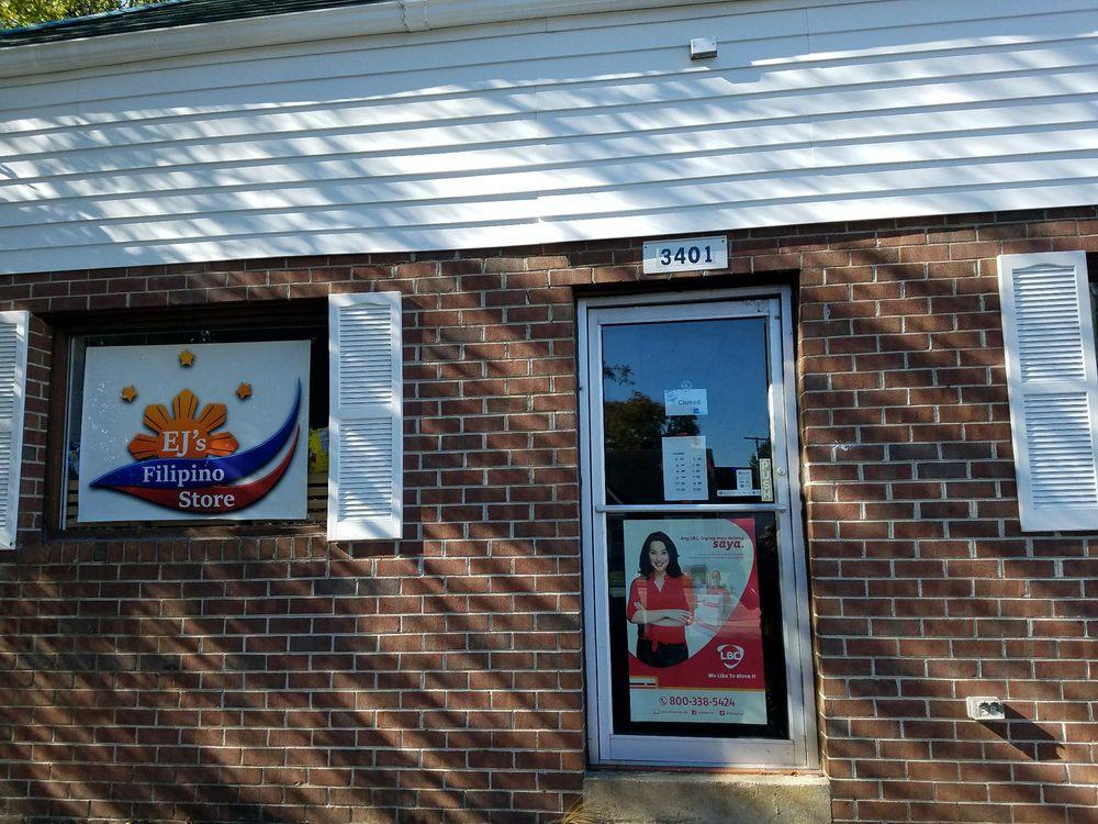 EJ Filipino Store: 224 S 15th Ave, Hopewell, VA