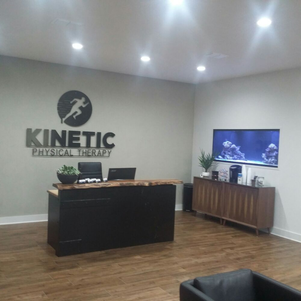 Kinetic Physical Therapy: 1406 Shadywood Ln, Mount Pleasant, TX