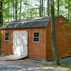 Photo Of Post Woodworking Sheds   Danville, NH, United States