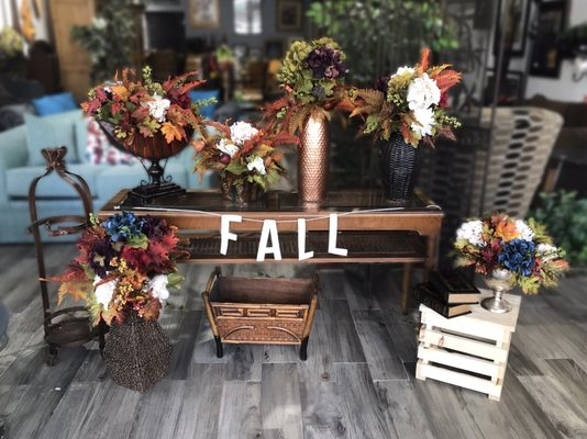 Photo Of Little Pattyu0027s Home Decor   Hemet, CA, United States. Fall At