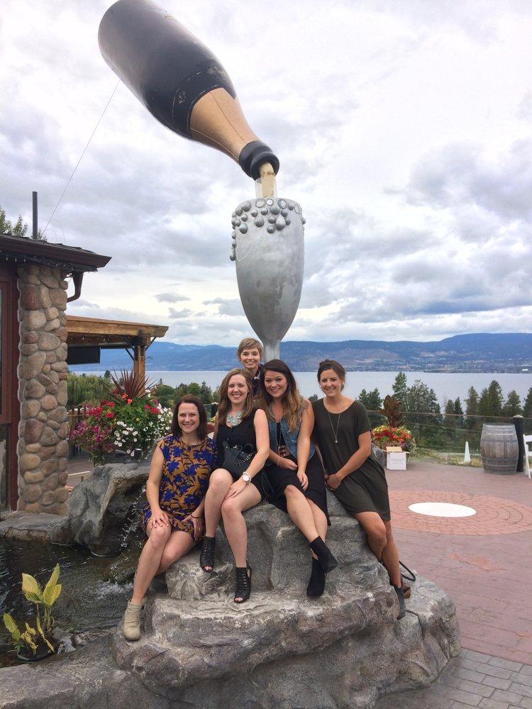 Uncorked Okanagan Wine Tours: Kelowna, BC