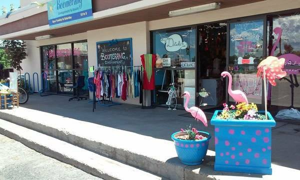 Boomerang Consignment and Resale: 1247 A Central Ave, Los Alamos, NM