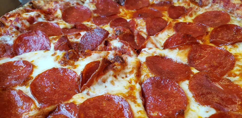 Food from Worcester Pizza Factory
