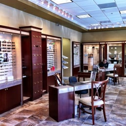 Photo of Florida Eye Care & Contact Lens Center - Boca Raton, FL, United States. The new office.