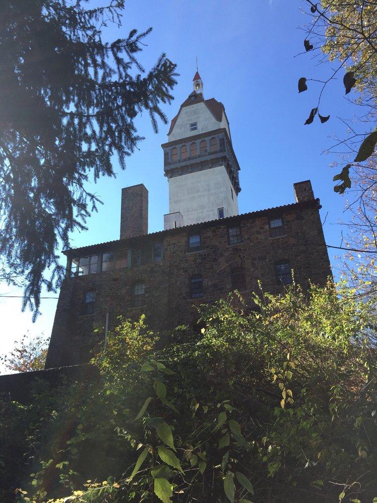 Heublein Tower Inside