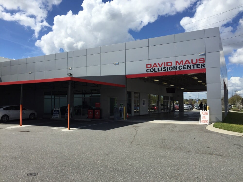 David Maus Collision Center   14 Reviews   Body Shops   1160 Rinehart Rd,  Sanford, FL   Phone Number   Yelp