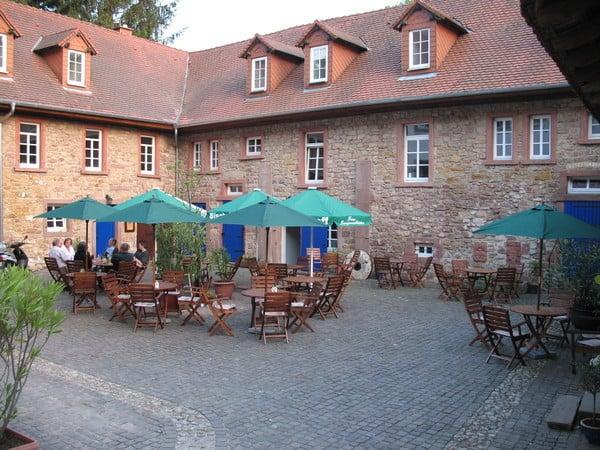 Restaurant Felsenmühle - Palatine - Talstr., Neuleiningen, Rheinland ...