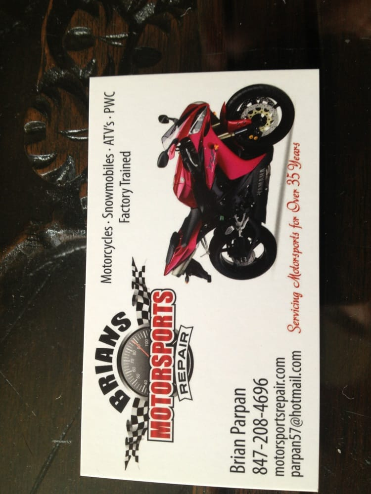 Brians Motorsports Repair: Antioch, IL