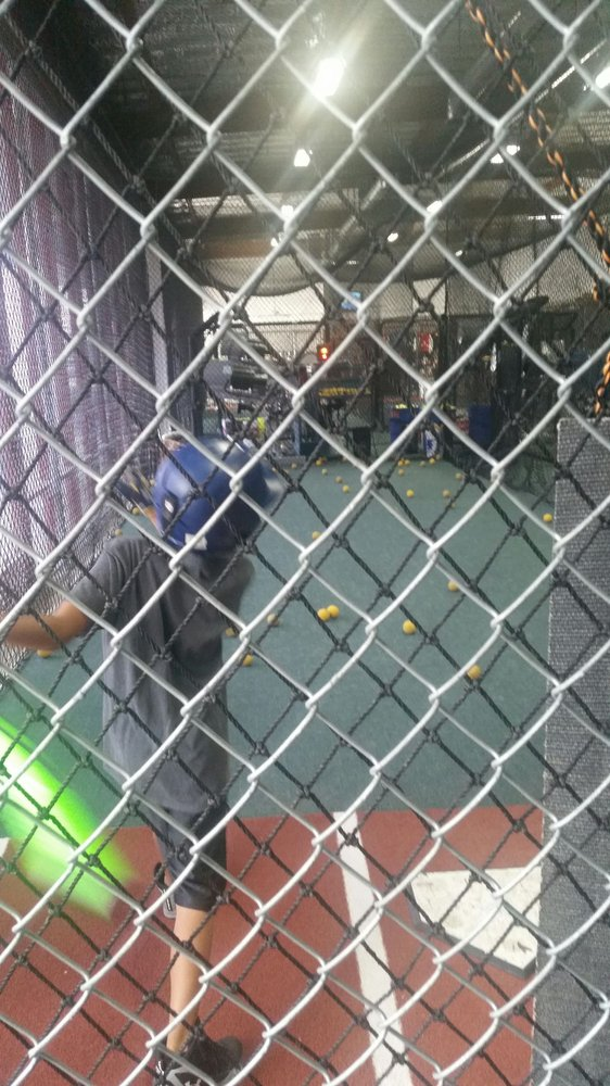 Sportland Batting Cages: 1224 Broadway, El Cajon, CA