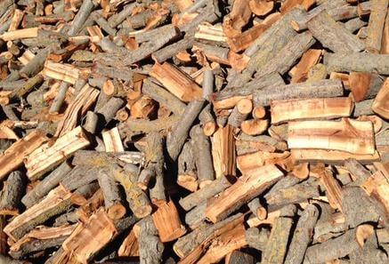 DB's Firewood: Crowley Lake, CA