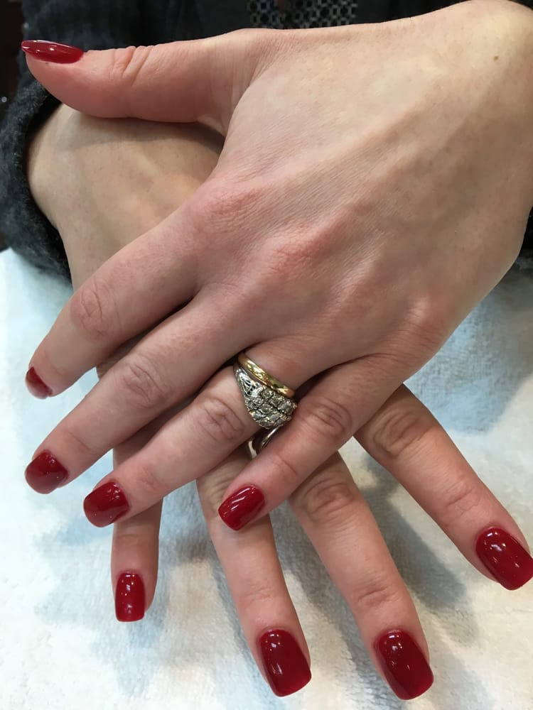 Latest nail trend, SNS Dipping Powder. Last longer than ... | 750 x 1000 jpeg 68kB