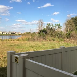Photo Of Florida State Fence Tampa Fl United States Protected From The