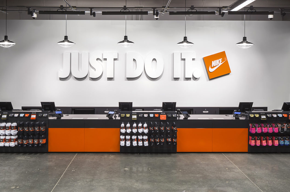 Nike Factory Store: 11656 NE Executive Dr, Edinburgh, IN