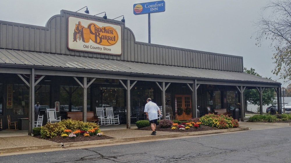 Cracker Barrel Old Country Store: 2329 Southgate Pkwy, Cambridge, OH