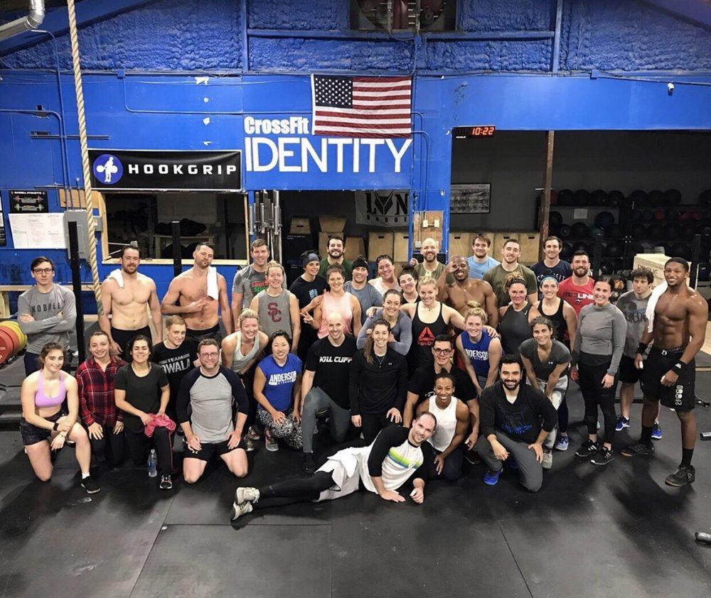 CrossFit Identity