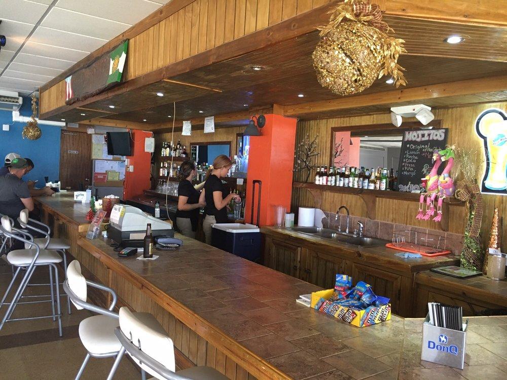 El Café de Andres: Carr 485 S/N, Camuy, PR