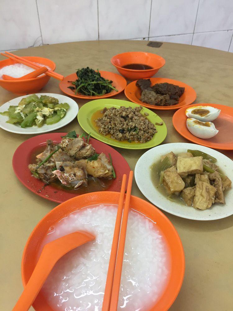 Ah Seah Teochew Porridge Singapore