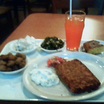 Luby s 29 photos 16 reviews cafeteria 5335 gulf for Lubys fried fish