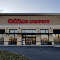 Office Depot Office Equipment 2110 Wayne Memorial Dr Goldsboro