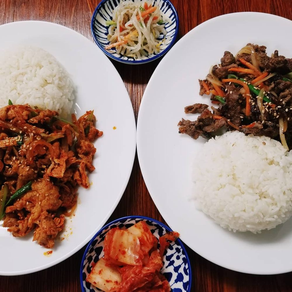 Sue's Korean Kitchen: 74 Portsmouth Ave, Stratham, NH