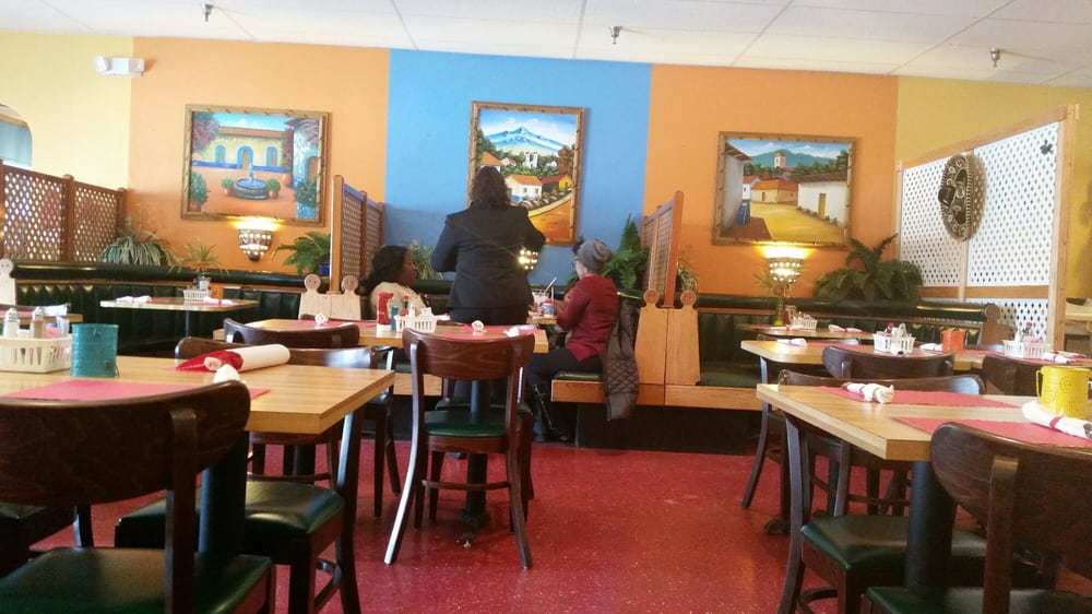 Mexican Restaurant Purcellville