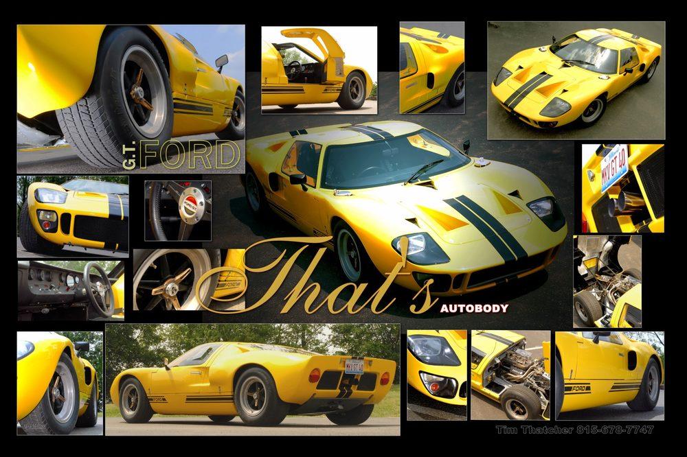 That's Auto Body: 11517 US Highway 12, Richmond, IL