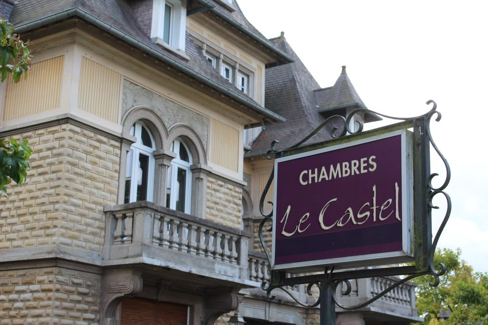 Le castel chambre d 39 h te maison d 39 h te 1 bd sadi for Chambre d hote bayeux calvados