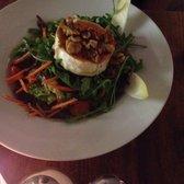 Salat mit ziegenkase munchen