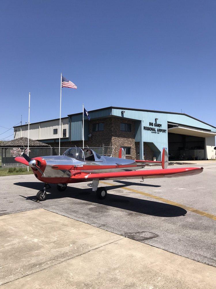 Big Sandy Regional Airport: 2960 Airport Rd, Debord, KY