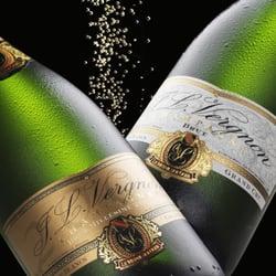 Champagne j l vergnon wijngaarden 1 grande rue le mesnil sur oger marne frankrijk for Salon blanc de blancs le mesnil sur oger