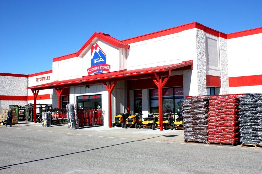 IFA Country Store - Logan: 2250 N Main St, Logan, UT