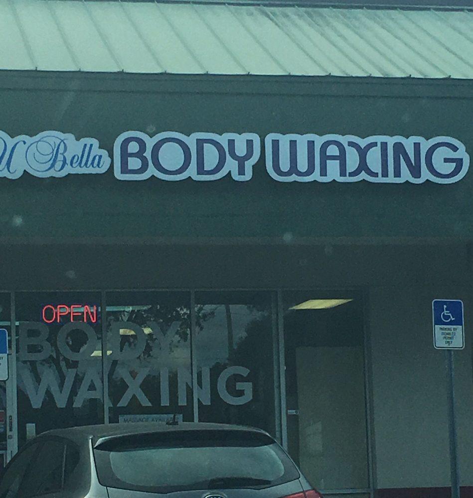U Bella Waxing Studio: 4976 E Colonial Dr, Orlando, FL