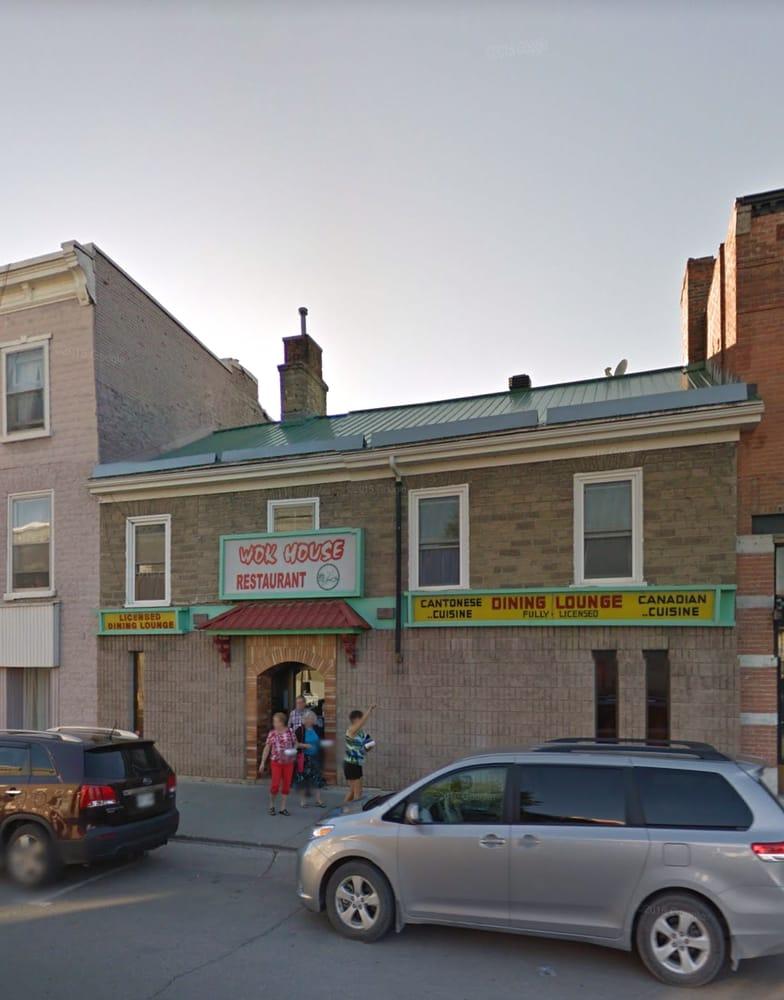 Wok House: 238 King Street W, Prescott, ON