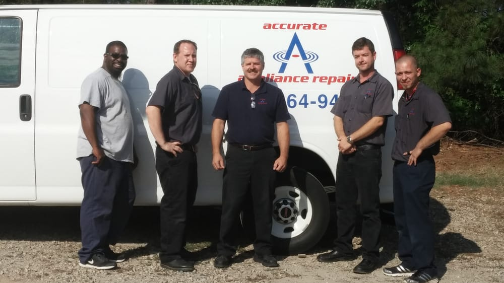 Accurate Appliance Repair Appliances Amp Repair 386