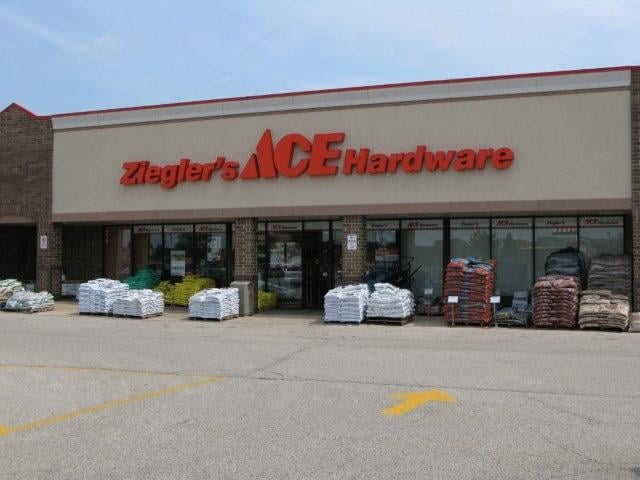 Ziegler's Ace - Cary: Cary Square Shopping Center, Cary, IL