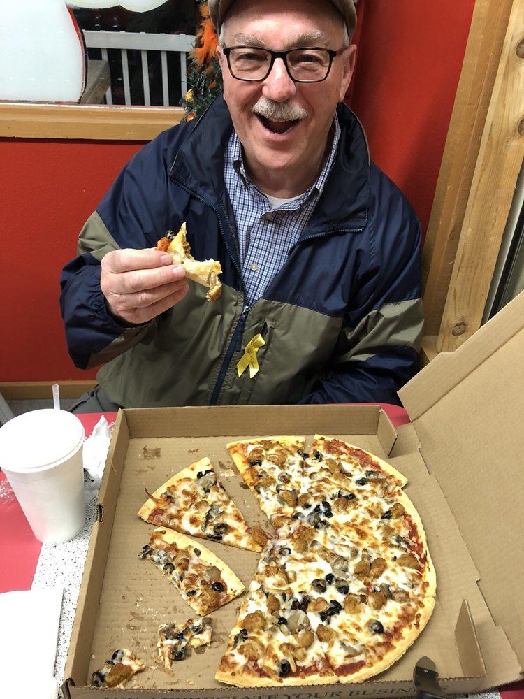 Papa G's Pizza Express: 331 E Steve Owens Blvd, Miami, OK