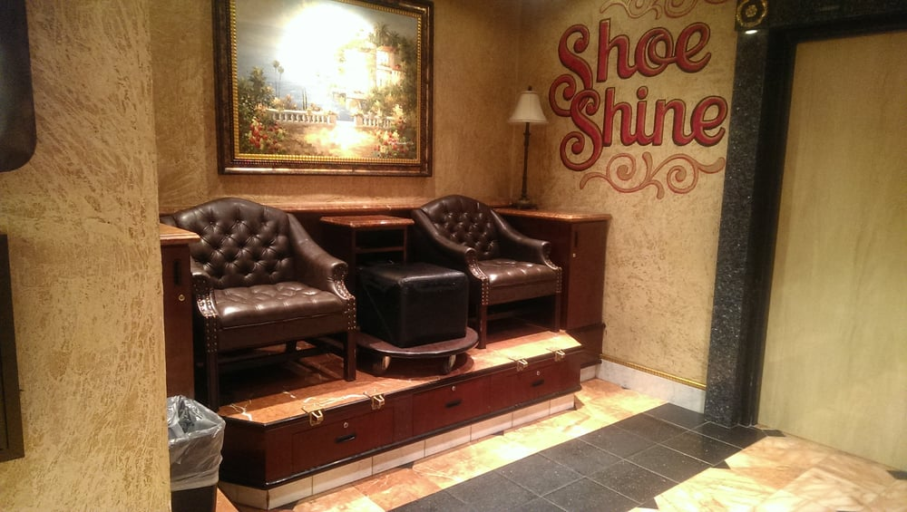 Superior Shoe Shine Bench Part - 8: Photo Of CJu0027s Shoe Shine At The Peppermill - Reno, NV, United States.