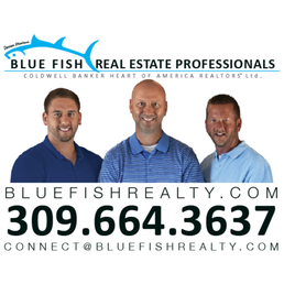 Blue fish real estate professionals cbhoa for Fish real estate