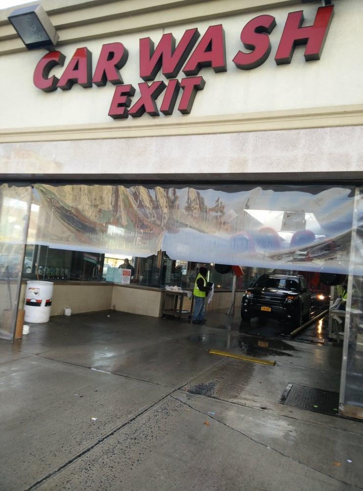 Cash Wash Exit