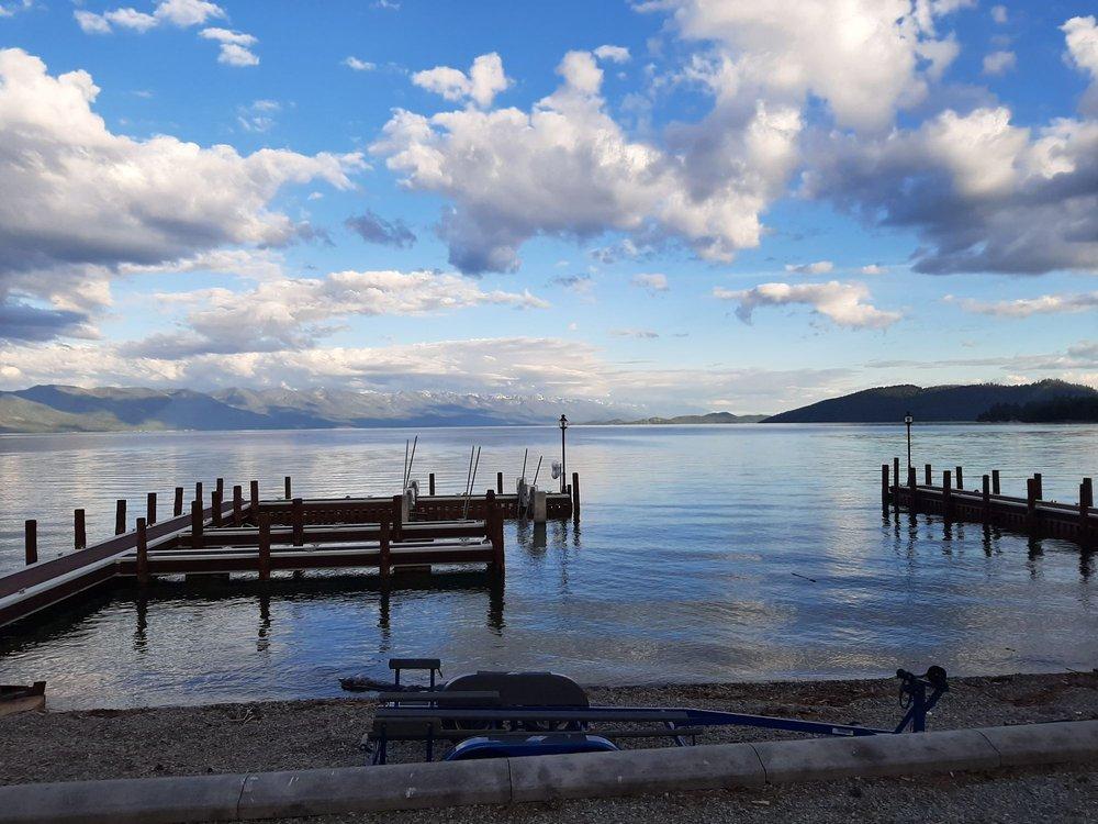 Flathead Lake: Polson, MT