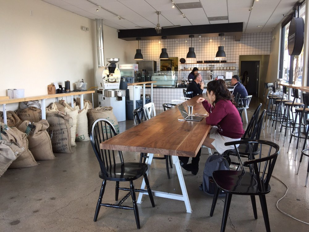 Stereoscope Coffee Company: 4542 Beach Blvd, Buena Park, CA