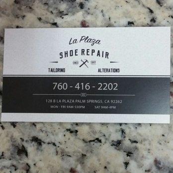 Shoe Repair Cool Springs