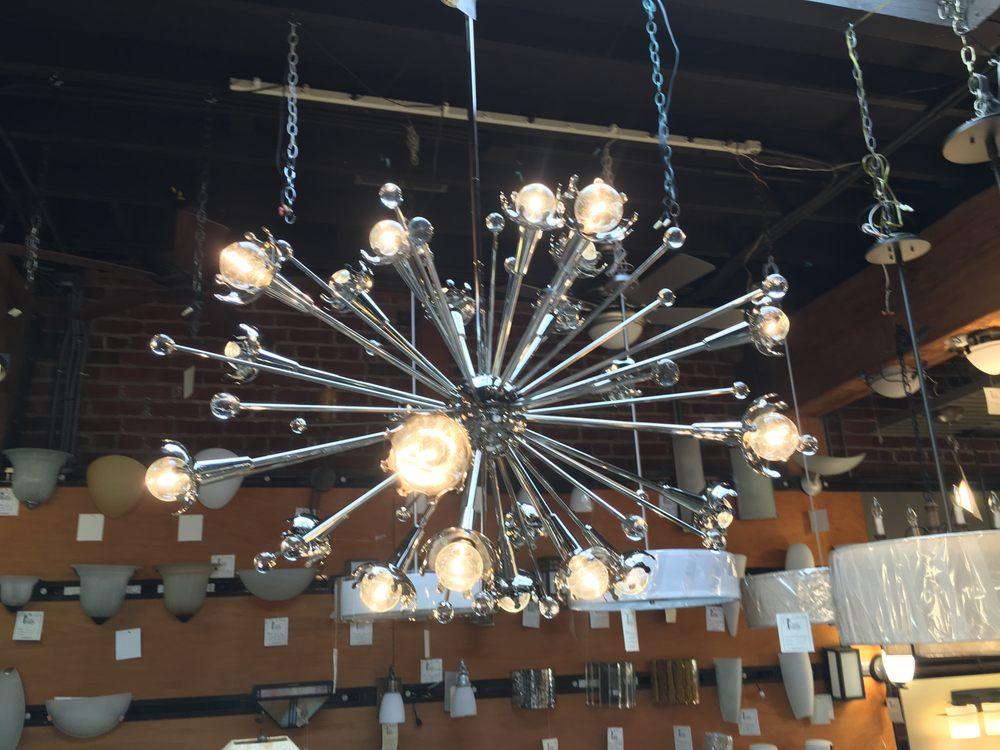 Satellite Chandelier At Berkeley Lighting Just One Unique