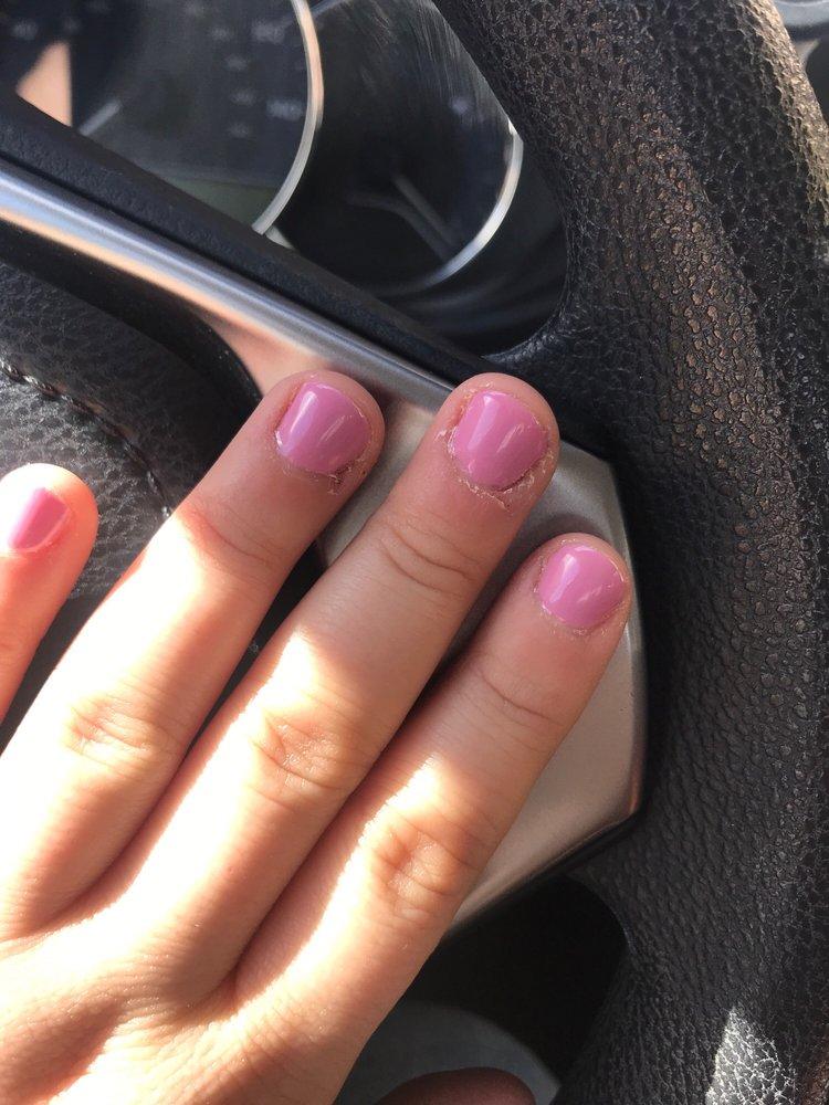 A Plus Nails: 203 N Main St, Charles City, IA