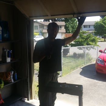 Great Photo Of Orca Garage Door Repair Service   Renton, WA, United States. Great