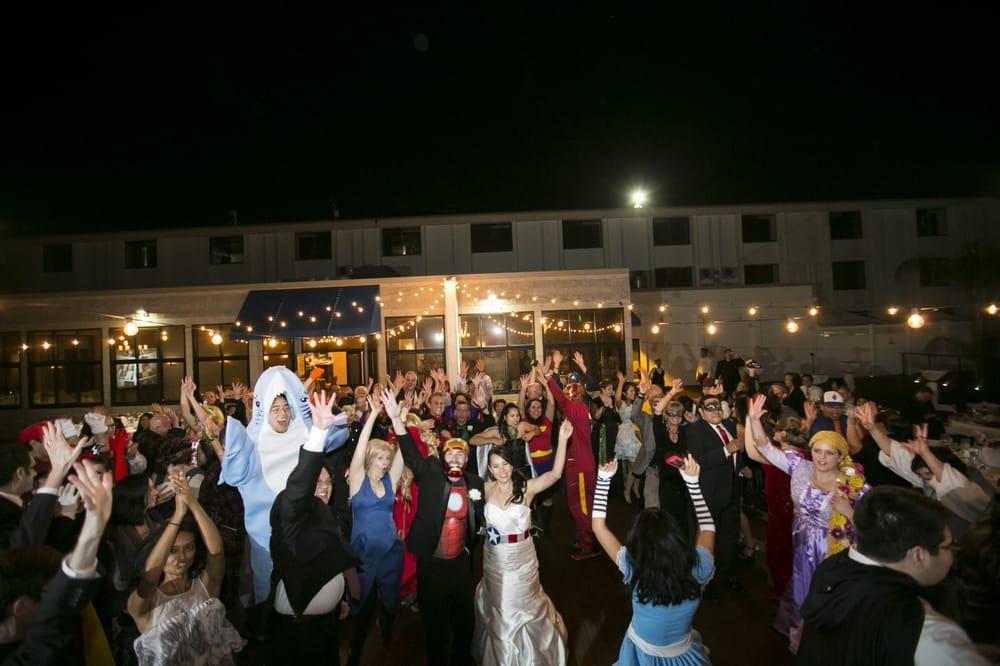 Comic Con Themed Wedding Reception Yelp