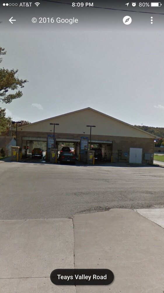 Teays Valley Car Wash: 3975 Teays Valley Rd, Hurricane, WV