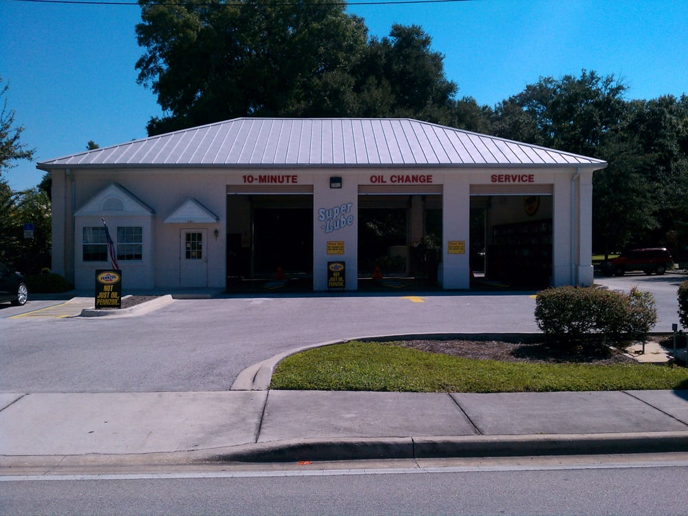 Oil & Lube Services