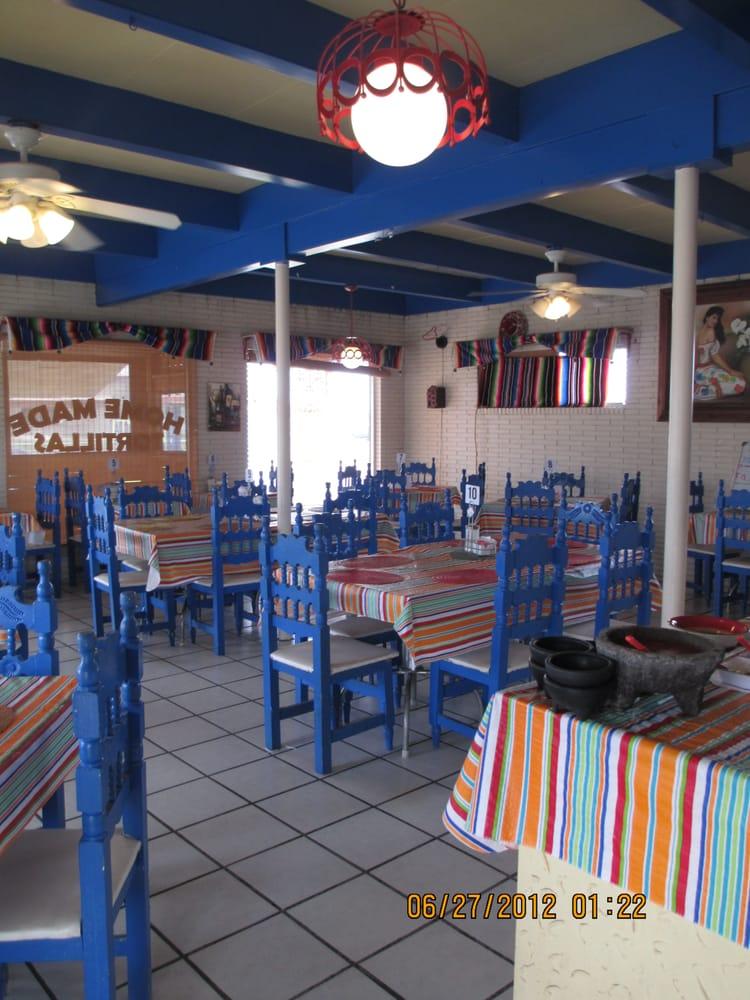 Los Jarros Mexican Restaurant: 1912 Veterans Bld, Del Rio, TX