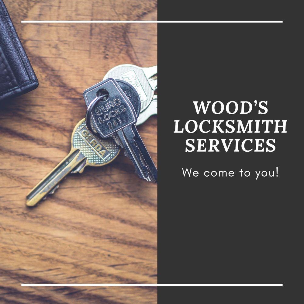 Wood's Locksmith Service: Sumter, SC